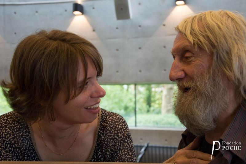 Gaëlle Beeckman et Francis Chenot